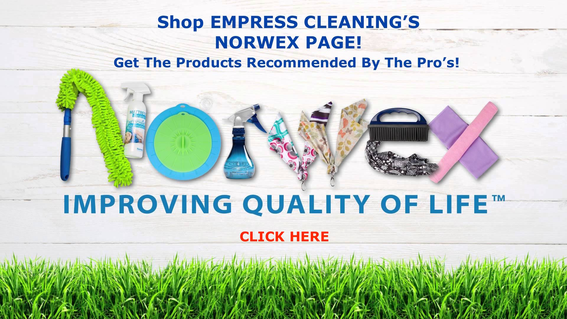 Products | Core Cleaning By Empress